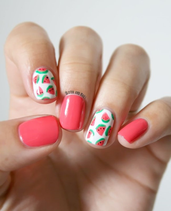 Easy Nail Art Ideas and Designs for Beginners (1)