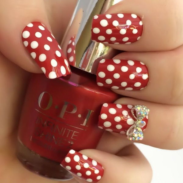 Easy Nail Art Ideas and Designs for Beginners (23)