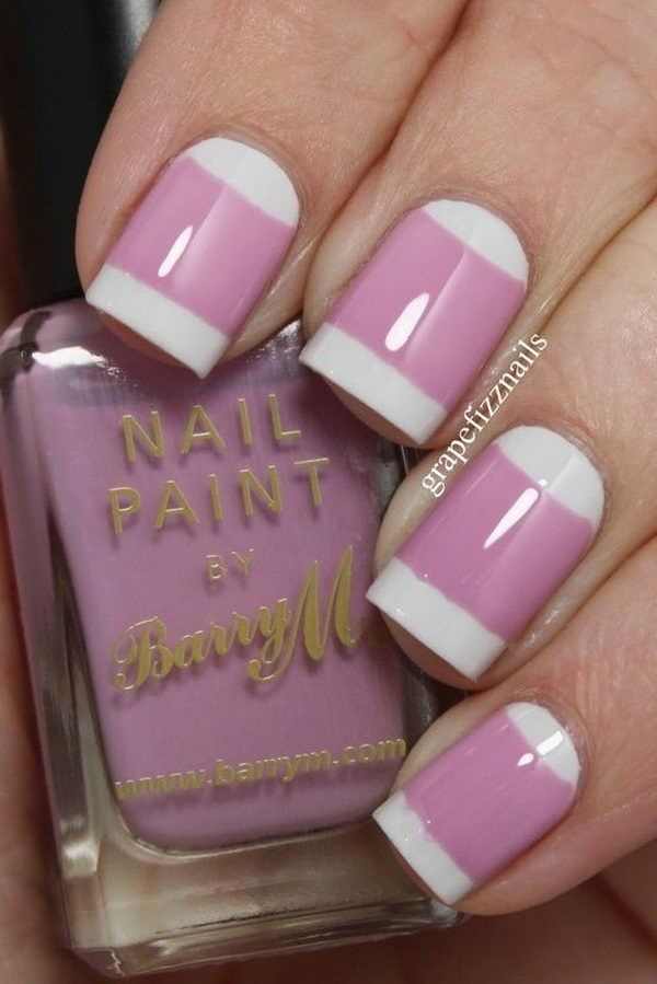 Easy Nail Art Ideas and Designs for Beginners (24)
