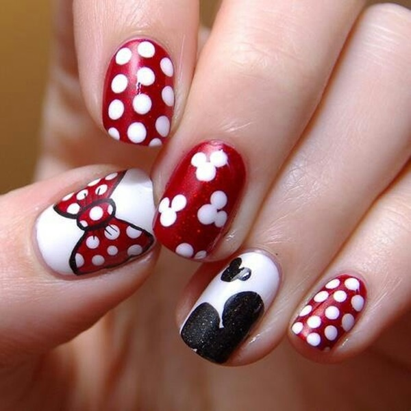 Easy Nail Art Ideas and Designs for Beginners (27)