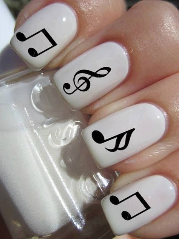 Easy Nail Art Ideas and Designs for Beginners (28)