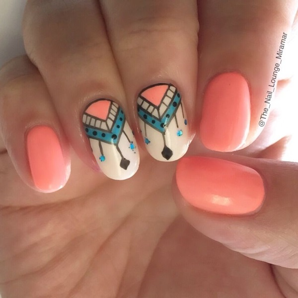 Easy Nail Art Ideas and Designs for Beginners (8)